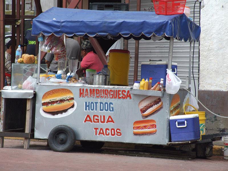 Perro Caliente en Panamá