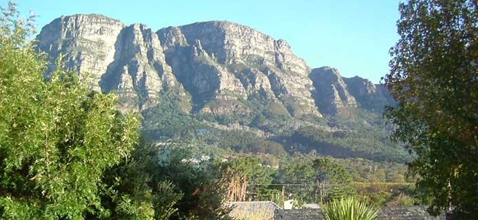 Kapstadt - Ich komme