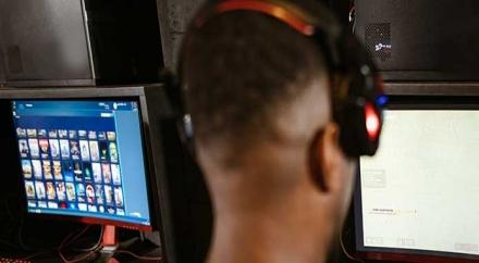 Online spielen ohne Visum